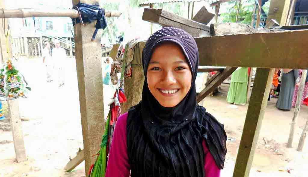 Vietnam Reisen - Die Cham-Völker in der Nähe von Chau Doc sind Muslime (Originalbild Mirango Travel)