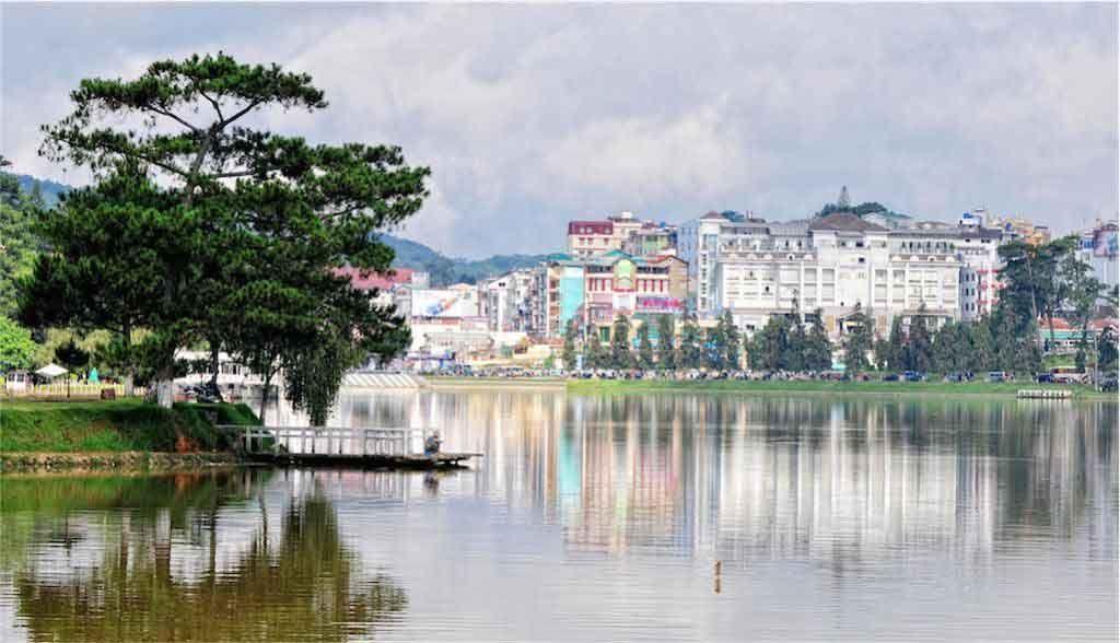 Vietnam Reisen - Die Stadt Dalat im zentralen Hochland (Originalbild Mirango Travel)