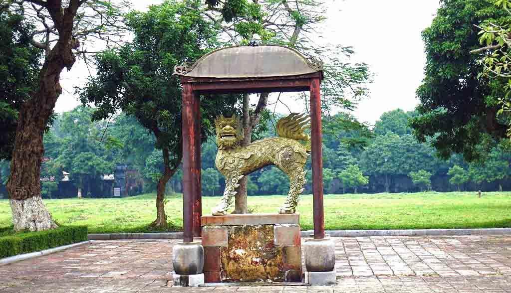 Vietnam Reisen - Thien Mu Pagode in Hue (Originalbild Mirango Travel)