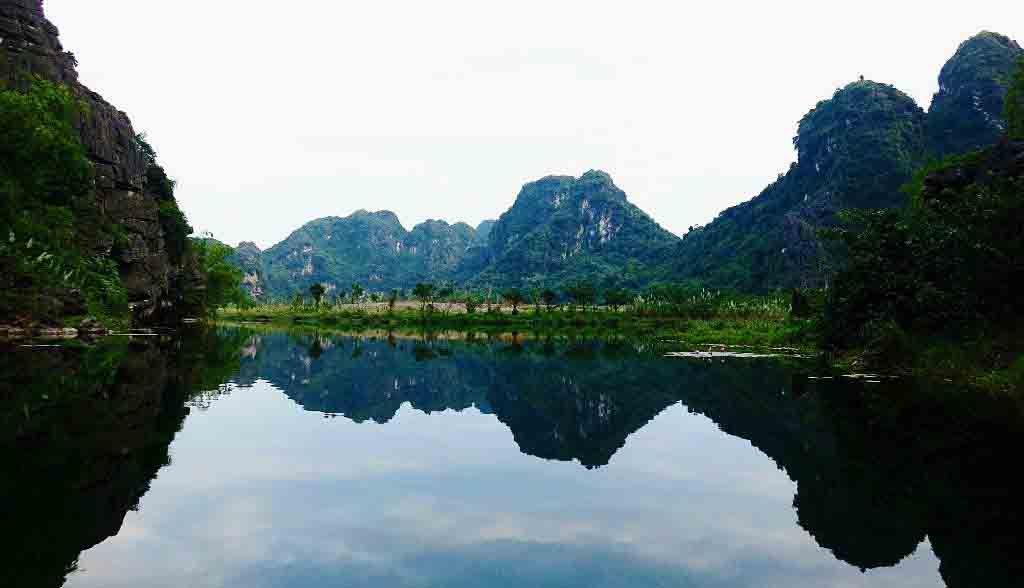 Vietnam Reisen - Atemberaubende Landschaft in der