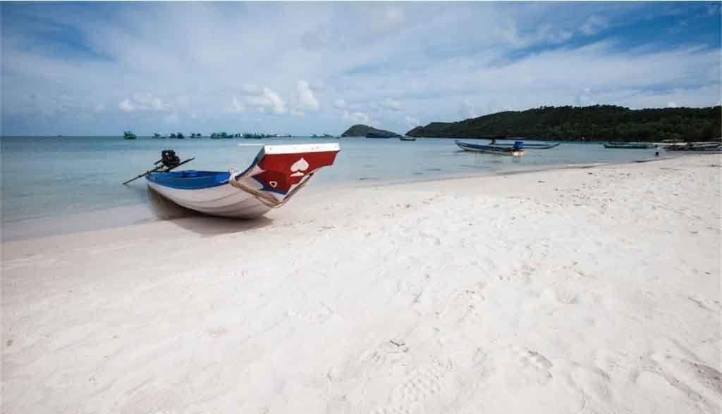 Vietnam Reisen - Weisse Strände in Phu Quoc
