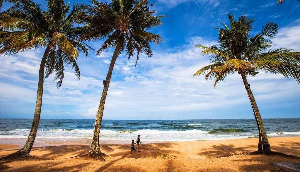 Vietnam Reisen - Strand in Phu Quoc Island