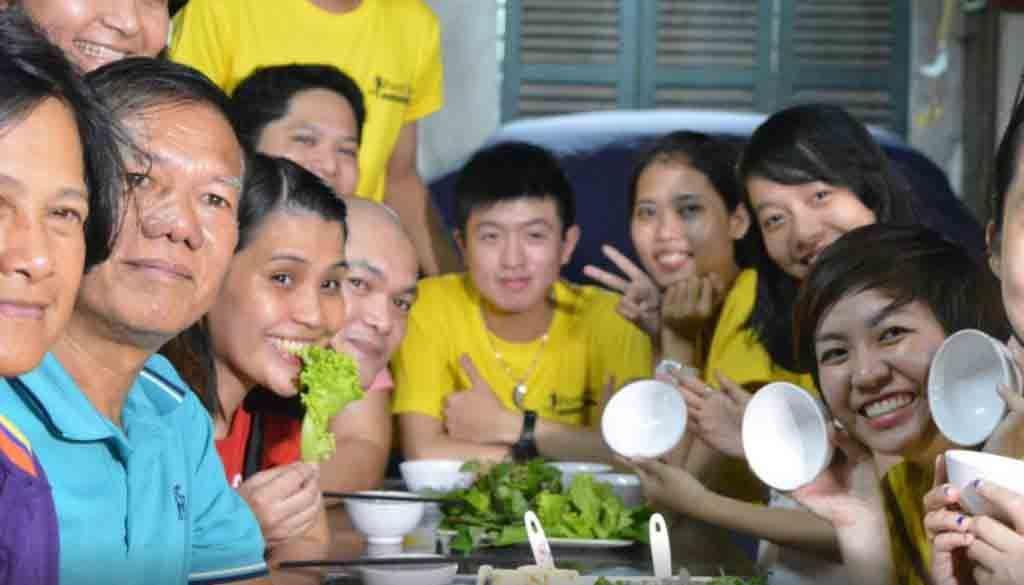 Vietnam Reisen - Das Team von Saigon Food Tours