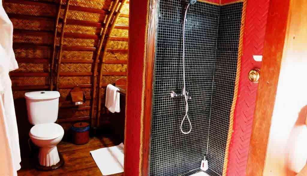 Vietnam Reisen - Sie haben eine Toilette und Dusche an Bord (Originalbild Mirango Travel)