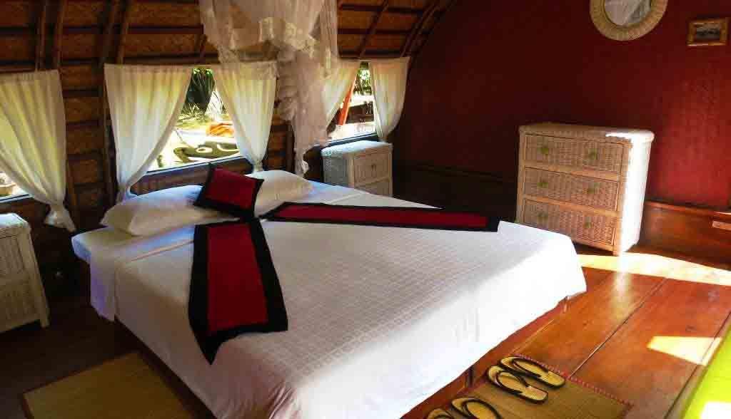 Vietnam Reisen - Ihr Zimmer auf dem Privatboot (Originalbild Mirango Travel)