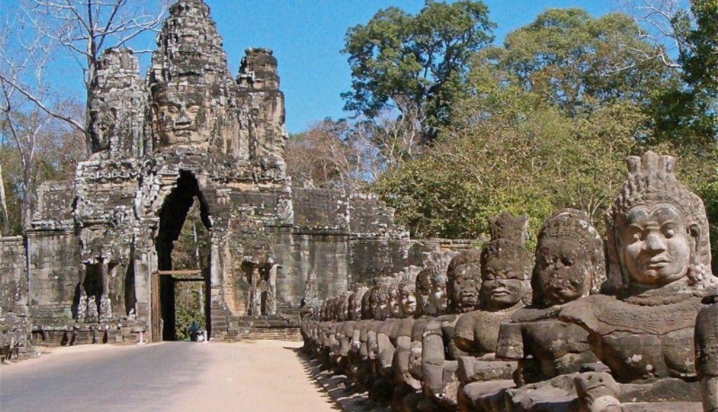 Angkor Wat - Angkor Thom - Kambodscha Reisen