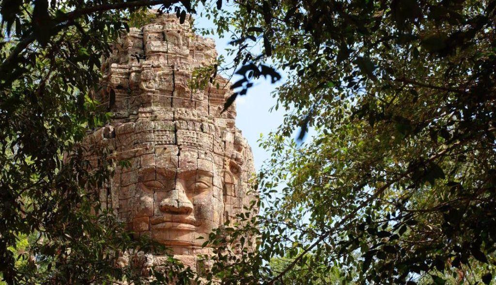 Angkor Wat - Bayon Tempel - Kambodscha Reisen