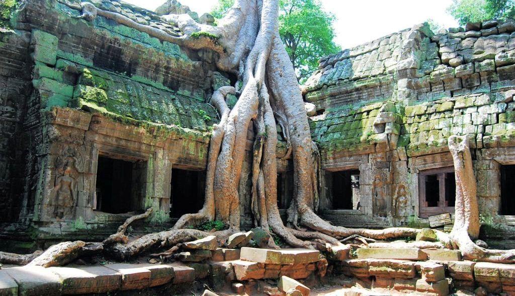Kambodscha - Angkor Wat Tempel