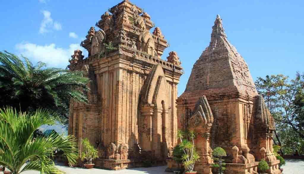Vietnam Reisen - Die Cham-Ruinen von My Son in der Nähe von Hoi An