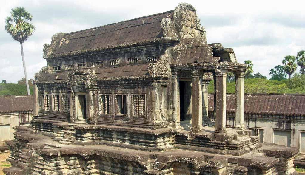 Kambodscha Reisen - Angkor Wat