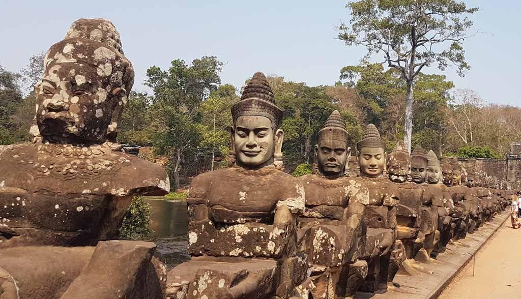 Kambodscha Reisen - Angkor Wat (4)